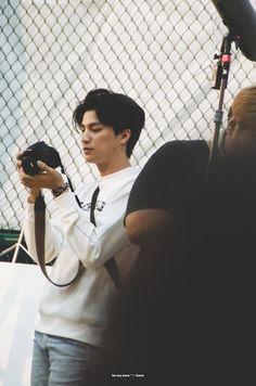Exo Fan Art, Boys Wallpaper, Thai Model, Asian Actors, Boyfriend Material, Famous People, Laos, Acting, Thailand