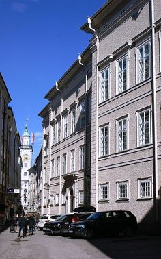 Home - SMBS - University of Salzburg Business School Business School, Multi Story Building, Street View, Home, Further Education, To Study, Old Town, Ad Home, Homes