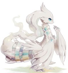Reshiram by VKarenD on DeviantArt