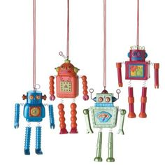 Set of 4 Robot Ornaments Arms & Legs on Springs, http://www.amazon.com/dp/B00306J7TG/ref=cm_sw_r_pi_awd_aJalsb19NP8J7