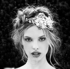 Wedding Hair Accessorie by Jenny Packham