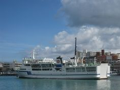 Tomarin Port, Naha, Okinawa, Japan (Ferry to Tokashiki Island)