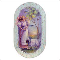 The Sheperdess - JP1019