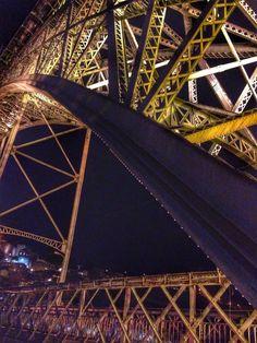 Ponte D.Luis by Helena Sampaio