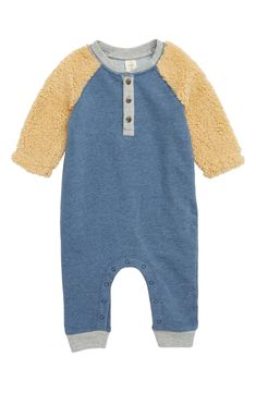 86e5d9e5194977 Free shipping and returns on Tucker + Tate Cozy Romper (Baby) at Nordstrom.