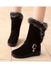 Flat Boots | stylishplus.com