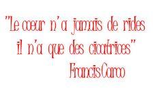 citation de Francis Carco
