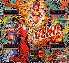 Pinball/Genie - Television Tropes & Idioms