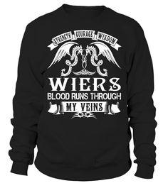 WIERS Blood Runs Through My Veins #Wiers