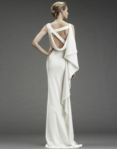 For the modern bride with an appreciation for Grecian fashion  NICOLE MILLER   WEDDING LOOKBOOK   HERITAGE