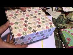 ▶ tutorial for the drawer for the post-it easel card - YouTube