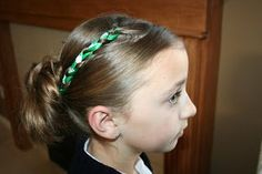 St Patrick's Day Hairstyles