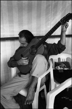 Pedro Soler and his son, Gaspar Claus, Purify Flamenco: http://nyr.kr/I9DqgK