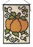 Fall Pumpkin Beaded Banner Kit The Beadery