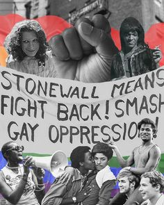 Now more than ever is the time to give and receive love and to smash oppression! We want to offer love and support to all LGBTQ members. We are here to listen, to change and to fight for your rights as human beings.  We will never forget the legendary late transgender activists Marsha P. Johnson and close friend Sylvia Rivera who helped lead the way for LGBTQ members today.  Thank you to LGBT_History for their amazing photos and content. Amazing Photos, Cool Photos, Sylvia Rivera, Lgbt History, We Will Never Forget, Lead The Way, Fight For You, Activists, Oppression