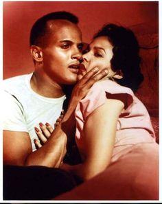 Dorothy Dandridge and Harry Belafonte in Carmen Jones (1954)
