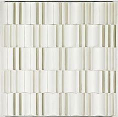 Jan Schoonhoven, Combinatie, 1968 (via Modern Jan Schoonhoven Art)