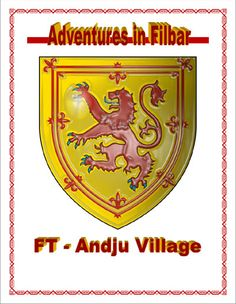 FT - Andju Village, a free, practically universal, role playing game supplement. #RPG