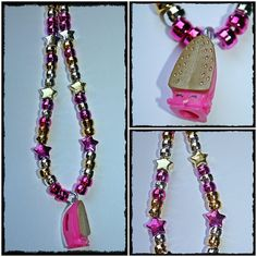 Shopkins Season 2 Handmade Necklaces  Sizzles by LanaLego on Etsy