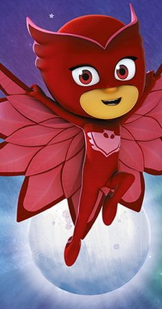 owlette pj masks tv show - Google Search. Need to figure out how to make costume.