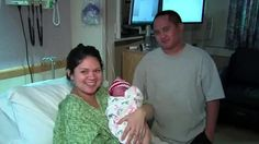 ESCONDIDO- It was a mad dash to the hospital for a California couple, who gave birth in the driveway of a hospital in Escondido on Wednesday. The parents are beaming with joy as they cradle little ...