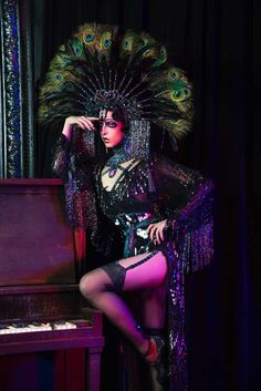 The Second Annual Violet Chachki Photoshoot Compilation! Rupaul, Violet Chachki, Club Kids, Showgirls, Madame, Style Icons, Fashion Art, Goth, Instagram