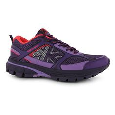 Karrimor Womens Trail Run Running Shoes - I have the mens version of these  and so glad I upgraded from the bog standard trainers I used to wear. b9d408a737e