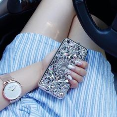 Silver Kaleidoscope Case // for iPhone 6/6+ and 7. iPhone 7+ will be available this week! 🎉 📷 @cyexquisite FelonyCase.com | @felonycase | pinterest: felony_case  #phonecase #felonycase #kaleidoscope #iphone #iphone7 #iphonex #cellphonecases #iphonecases #babesofinstagram #fashion #style #lifestyle #bloggerstyle #trendy #coolstyle #instastyle #marble #holographic #iphonestyle