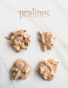 Pralines (Gluten-Free)