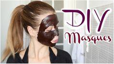 [ DIY n°8 ] : 4 Masques visage maison ♡ Idéal pour avoir une peau de bébé !! Abonnez vous à la chaîne d'Enjoyphoenix !! Homemade Goop, Homemade Beauty, Smoky Eye, Diy Beauty Tutorials, Cosmetic Fillers, Popular Youtubers, Diy Masque, French Skincare, Cosmetic Companies