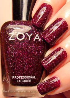 The TraceFace Philes: Zoya Zenith Winter Collection! Payton