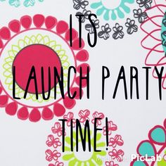 Launch party banner for Instagram/blog/Facebook page to get word out about your thirty one launch party.