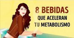 Bajar de peso es uno de los objetivos de la mayoría de las personas y existen muchas bebidas para lograrlo. Conoce todo sobre ellas.