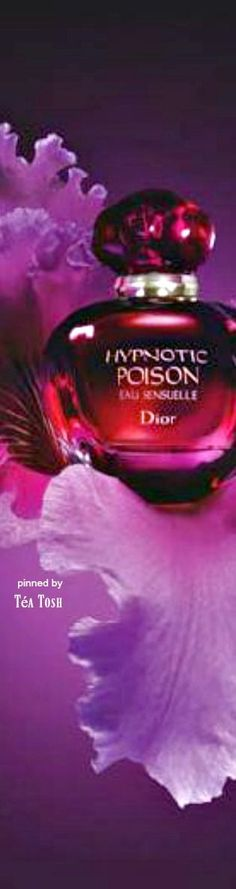 ecffa3038ef ❈Téa Tosh❈. Poison PerfumePink PerfumeDior Hypnotic ...