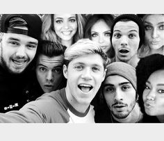 One Direction and Little Mix manip