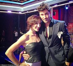 max and meryl dating after dwts