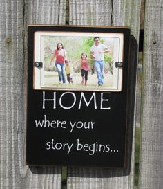 4X6 Picture Frame Black White Country by homecraftframing on Etsy