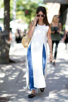 Street Style Stars at New York Fashion Week Spring 2016   POPSUGAR Fashion