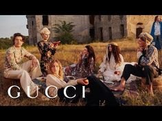 Harry Styles in Gucci Mémoire d'une Odeur - The Campaign Film