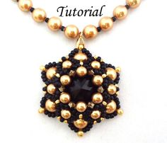 Marie-Galante - Beading Patterns and Tutorials by Ellad2