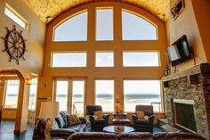 House vacation rental in Waldport, OR, USA from VRBO.com! #vacation #rental #travel #vrbo