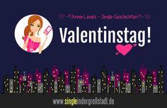 Anna-Lena's #Single-#Kurzgeschichten: #Valentinstag