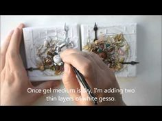[49] Canvas project for 13arts - YouTube