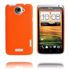 Supreme (Oransje) HTC One X Deksel