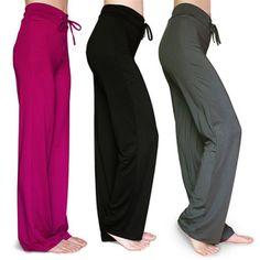 Free shipping women's cheap Plus Size Yoga Sports Pants/Dance Trousers S M L XL XXL XXXL US $13.29
