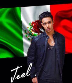 La Banda Joel homeboy!!!viva méxico O Love, I Love Him, Love Of My Life, Memes Cnco, Shy Girls, Sing To Me, Favorite Person, Perfect Man, Hot Boys