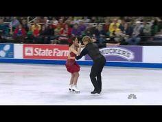 Davis en White schaatsen dating