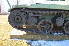 THE LISTENING POST: T92 AMERICAN LIGHT TANK