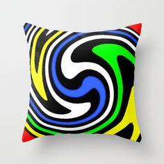 FLASHBACKED Throw Pillow
