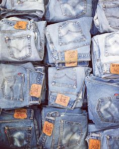 vintage Levi's jeans #style #fashion #denim